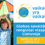 Globėjų savaitė Skuode birželio 28 d. – liepos 4 d.