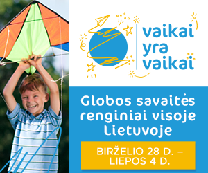 Globėjų savaitė visoje Lietuvoje